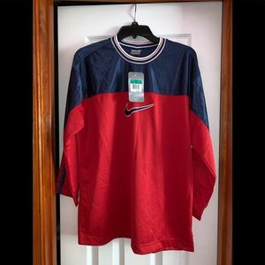 Boys Nike Athletic Long Sleeve Shirt
